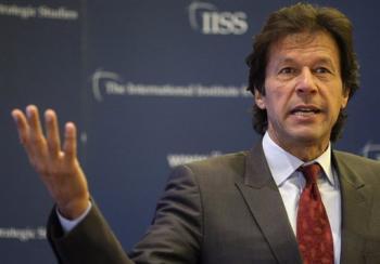 Imran Khan -Pakistan's cricketer-turned-politician