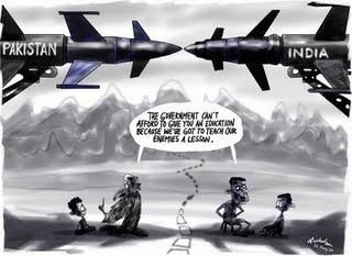 Pak-India Cartoon